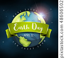 Earth Planet Background 48606502