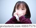 身體狀況不佳(生病女性感冒流感發燒花粉症pm2.5食物中毒黃沙畏寒) 48607576