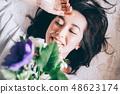 ดอกไม้ไลฟ์สไตล์หญิง 48623174