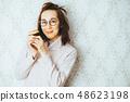 女性肖像套房 48623198