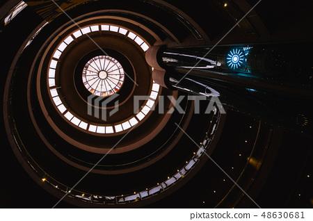 예술의 전당 오페라하우스 천장 48630681