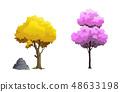 illustration of a tree 48633198