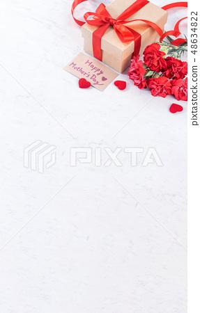 母親節康乃馨花香康乃馨模型母親節康乃馨模板 48634822