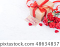 母親節 康乃馨 送禮 カーネーション モックアップ 母の日 carnation template 48634837