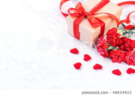 母親節康乃馨花香康乃馨模型母親節康乃馨模板 48634915