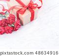 母親節 康乃馨 送禮 カーネーション モックアップ 母の日 carnation template 48634916