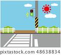 Signal Crosswalk Signal Signal 48638834