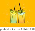 Shakes illustration 48640338