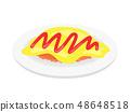 煎蛋飯 48648518