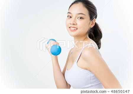 여성 스포츠웨어 48650147