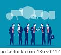 นักธุรกิจ,การสนทนา,การแลกเปลี่ยนความคิด 48650242