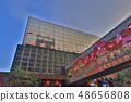 中國 瓷器 城市風光 48656808