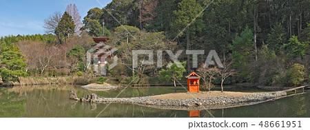 【죠 루리] (고화질 버전) 교토 부 기즈가와시 카모 쵸 서소문 礼場 48661951