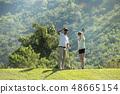高尔夫 高尔夫球手 男性 48665154