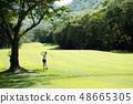 高尔夫 高尔夫球手 课程 48665305