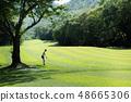 高尔夫 高尔夫球手 课程 48665306