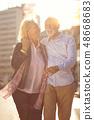 夫妇 一对 情侣 48668683