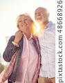 夫妇 一对 情侣 48668926