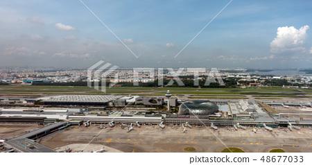 新加坡·樟宜國際機場 48677033