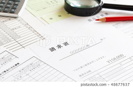 稅務發票發票會計財務報表會計個人業務管理 48677637