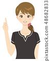 女性【動漫風格系列】 48682833