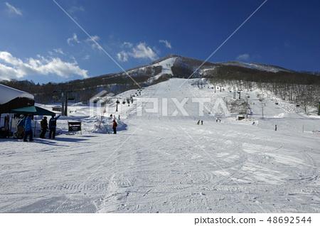Madarao滑雪勝地的主要滑雪巨型球場 48692544