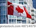 Canada Flag Canada Flag 48714079