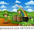 小妖精 啤酒 愛爾蘭的 48724533