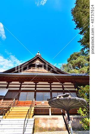Kanazawa City Oyama Shrine 48737614