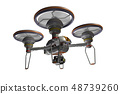 Drone (with camera · transparent material) 48739260