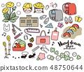 手寫樣式例證集材料<小學入口> 48750644
