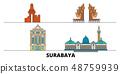 印度尼西亞 里程碑 地標 48759939