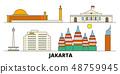 印度尼西亞 雅加達 印尼 48759945
