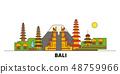 印度尼西亞 巴厘島 里程碑 48759966