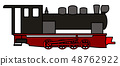 Old Steam Locomotive 48762922