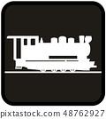Old Steam Locomotive 48762927