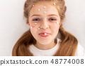 tongue, photoshoot, girl 48774008