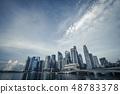 싱가포르의 풍경 48783378