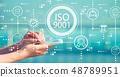 certification, smartphone, cellphone 48789951