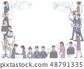 業務場景框架 48791335