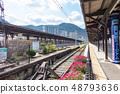 JR Kyushu Mojiko Station (Fukuoka Prefecture Kitakyushu City Moji Ward West Coast 1-chome) 48793636
