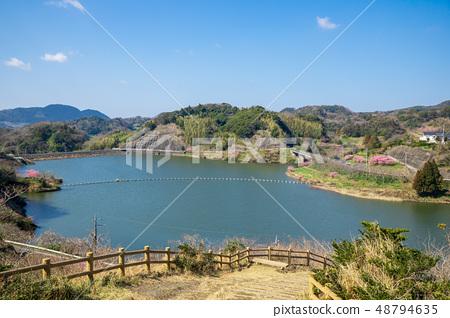 Sakuma水坝湖 48794635