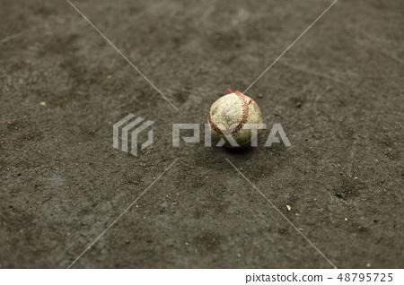 Ground baseball 48795725