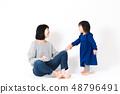 ภาพแม่และลูกสาว 48796491