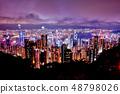 홍콩야경 48798026