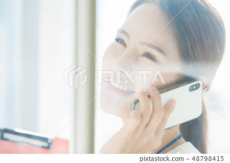女商界女強人 48798415