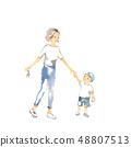 열쇠를 가지고있는 엄마 아들 48807513