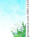 은방울꽃 48811920