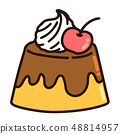 Pudding 48814957