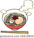 pork bone ramen 48818806